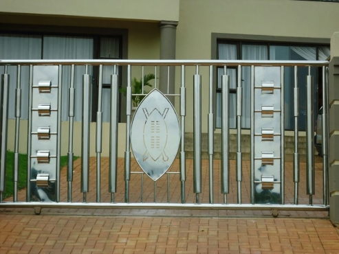 Aluminium doors and windows as well as stainless steel for Kitchen manufacturers durban
