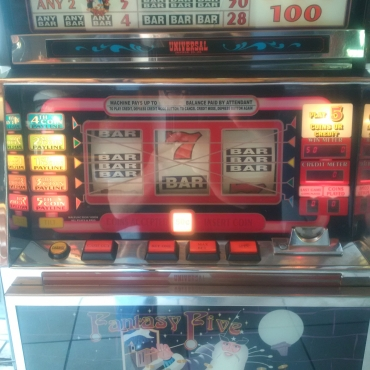 Slot Machine Repair Service