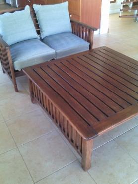 Wooden 7 Piece Lounge / Patio Furniture