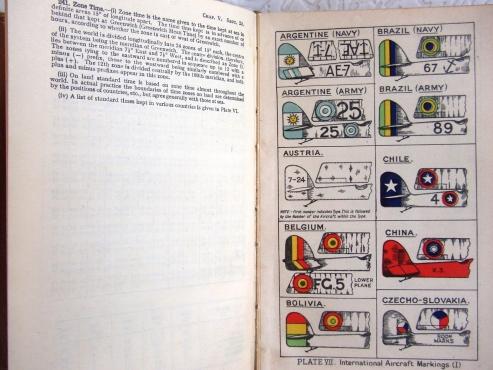 RAF Pocket Book 1937 - Royal Air Force Pocket Book