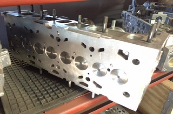 CYLINDER HEAD for Fiat Stilo 1.9 JTD MULTIPLA