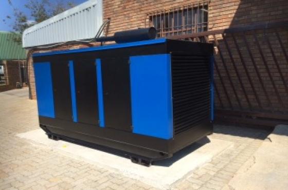 New Super Silent Generators.