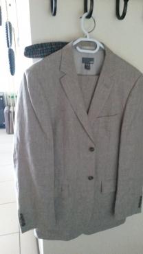 Linen suit H&M