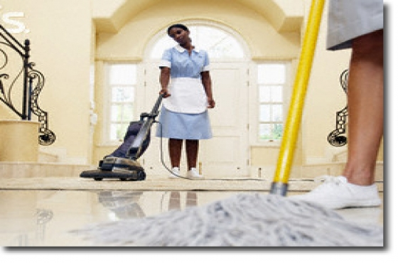 Cleaning Service: Resitential & Commercial Properties
