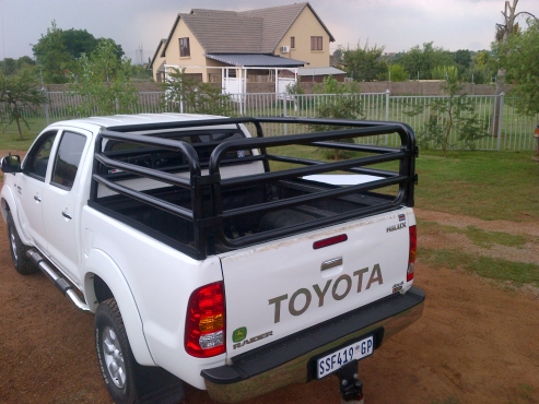 2021 Car Accessories Cattle Rails