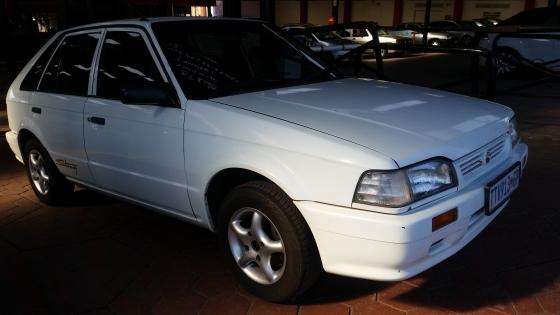 2000 MAZDA 323 1.3 S
