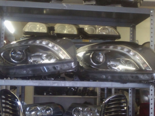 Mercedes Benz W166 headlamps available