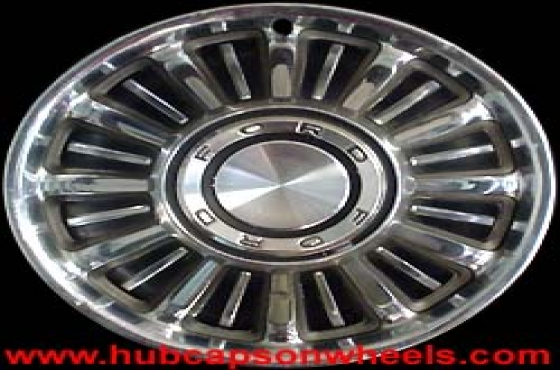 CLASSIC FORD - MUSTANG-HUBCAPS 14 INCH