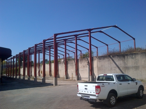 STEEL BUILDINGS/STRUCTURES FOR SALE