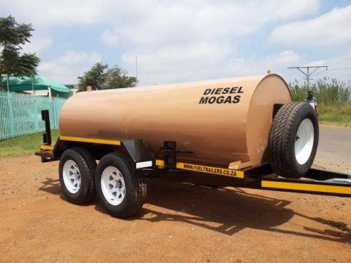 Fuel Trailers , Diesel bowsers , Water Tankers