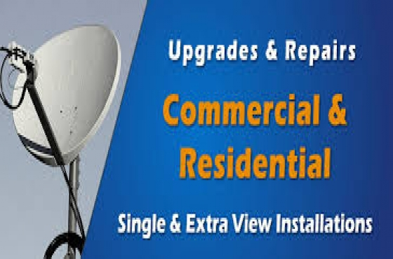 DSTV Installations ,Upgrade ,Repiars and sales call 0792785822