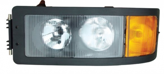 MAN F2000 Front Head Lamp