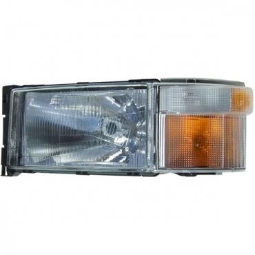 Scania 4 Series Head Lamp - Complete