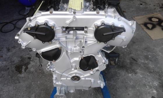 Nissan Navara 40l V6 VQ40 Crank & Engines & Spares