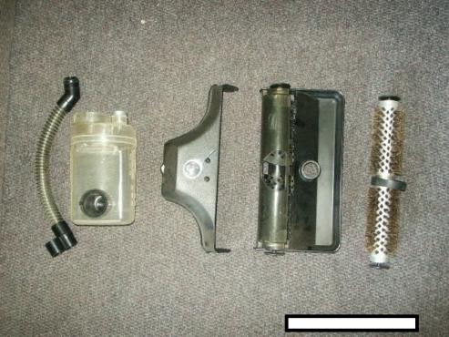 KIRBY heritage II vacuum cleaner