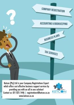 VAT and PAYE registration