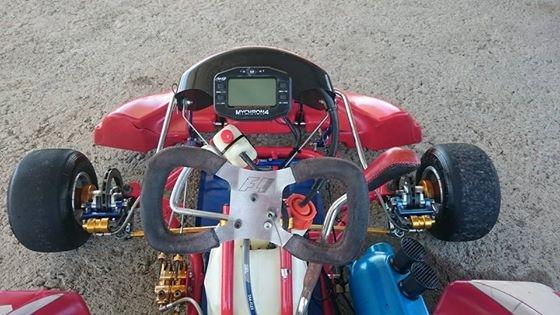 125 birel 6speed gearbox full race ready kart | Junk Mail