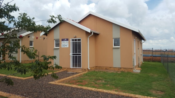2 Bedroom House - Protea Glen