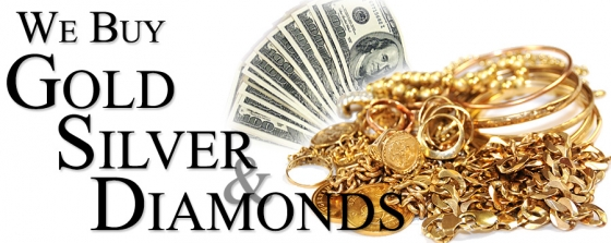 We buy Gold for instant CASH!!