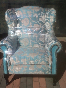 Comfortable Wingback Chairs
