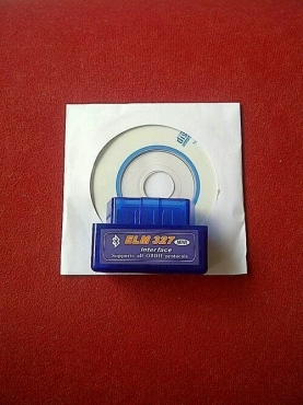 Elm super mini Bluetooth diagnostic scanner OBD-II version 2.1