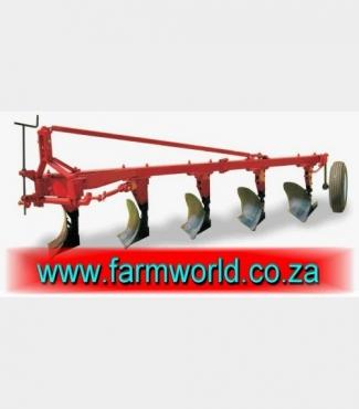 S190 New BPI 3 Furrow 49/9 Beam Plough (000A640A01)