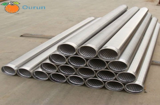 Wedge Wire | Wedge Wire Screen Use For Api Petroleum Well Casing Pipe Junk Mail