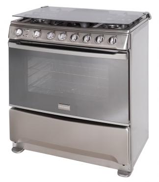 4 plate Topaz Burner gas stoves