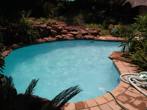Pool Clean//Repairs/Randpark Ridge/Simple and Affordable Pool Repairs –'Marlin Pool'