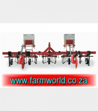 S436 New BPI 4 Unit 3 Row Intergral Cultivator / 4 Eenheid 3 Ry Tussenry Skoffel (BPTS4)