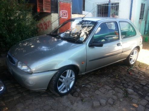 2009 Ford Fiesta 3 door 1.6 Titanium