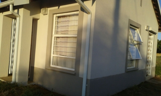 A stunning 2 bedroom house situated in Morena Manor, Mmabatho