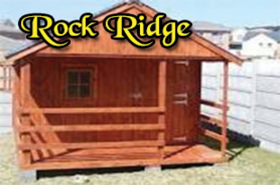 ROCK RIDGE WENDYS & DOG HOUSES