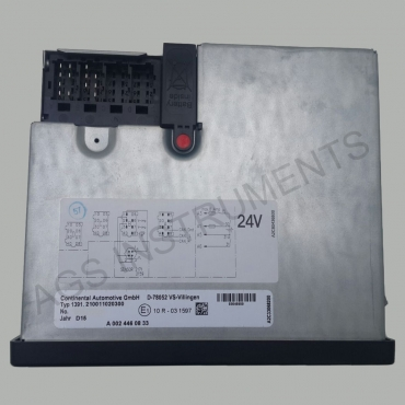TRUCK TACHOGRAPH SIMULATOR (DUMMY UNIT) FOR CANBUS VEHICLES