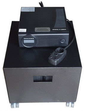 Intellipower 4 -1200w 2kva Inverter System - Maiden Electronics Power Solutions For Africa