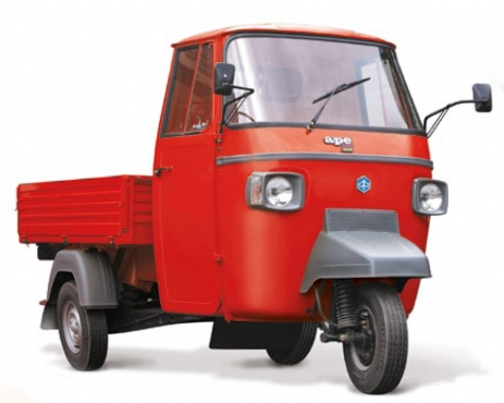 Piaggio  Pick Up Tuk Tuk  Model