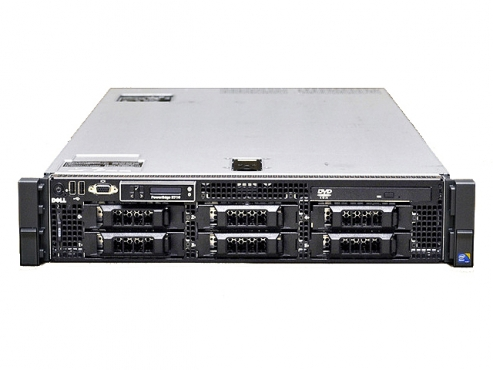 DELL Server R710, 128gb, 2 x Xeon 6 Core CPU's