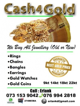 i Buy Gold Jewellery for Cash !!!!!!!
