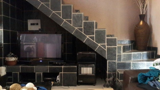 SLATE TILES: j African Blue (black) Wholesale - Floor and Wall