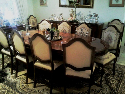 Dining Room Chairs Online South Africa teak in dining room furniture in south africa | junk mail