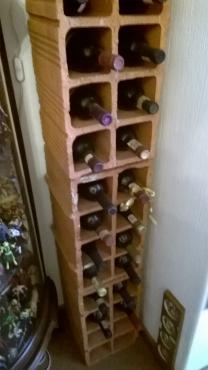 3 Corobrick Wine Blocks