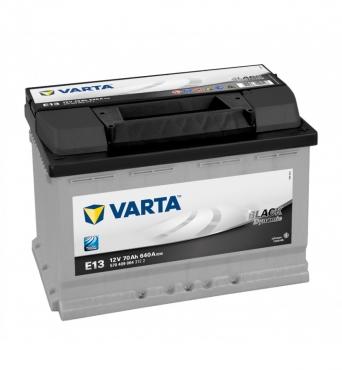 Varta E13/652 12v 70ah Car Batteries - Maiden Electronics Battery Fitment Centre