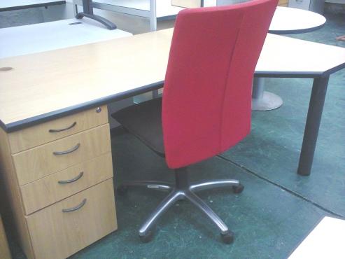 L shaped Desks - Used  x 250