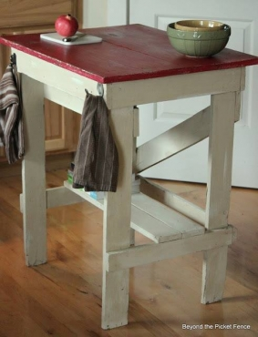 Handmade solid wood furniture