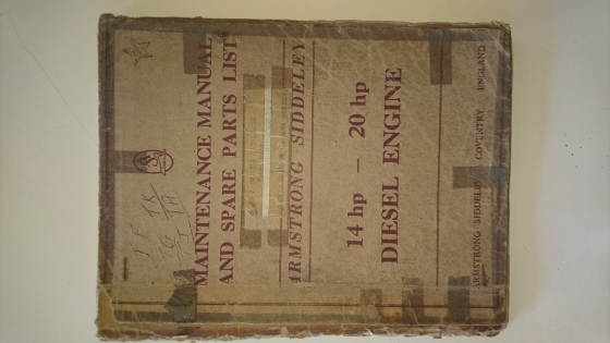 vintage hp manuals