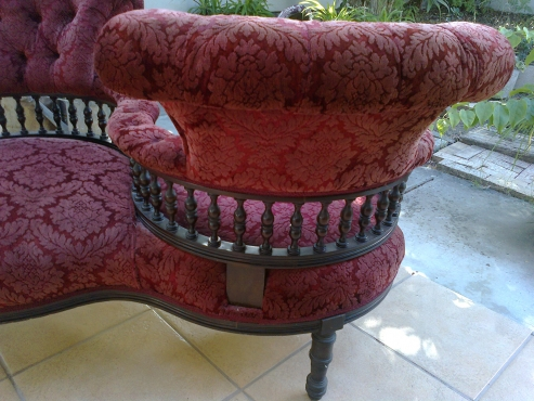 Lover Seat (S- Bench)