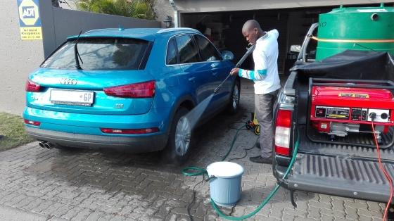 Convenient Car Wash