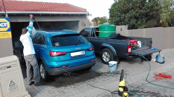 Mobile Car Wash Services Pretoria