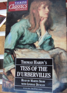 Tess of The D'Urbervilles - Talking Classics - Two cassettes