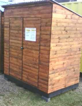 TOOLSHED 2 X 1.2